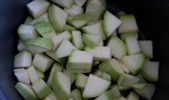 Тушеные овощи в мультиварке - фото шаг 1
