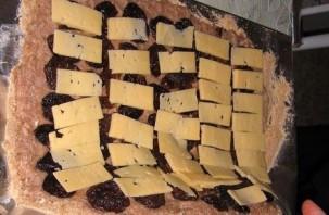 Рулет из говядины с черносливом - фото шаг 2