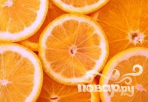 """Апельсиновый конфитюр """"Минутка"""" - фото шаг 1"""