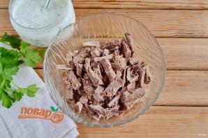 Мясо в цахтоне - фото шаг 4