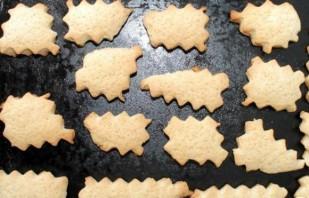 Печенье без молока - фото шаг 4
