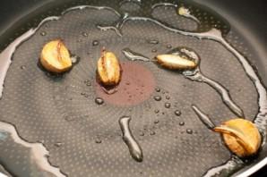 Паста с креветками и томатами - фото шаг 2