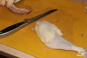 Колбаски куриные - фото шаг 1