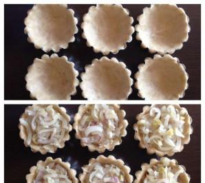 """Пирожки """"Талейран"""" - фото шаг 3"""