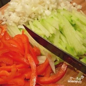 Рассыпчатый рис с подливой - фото шаг 4