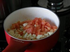 Вегетарианский омлет без яиц - фото шаг 5