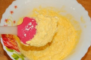 Творожное дрожжевое тесто для пирожков - фото шаг 3