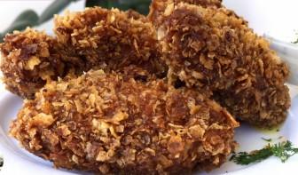 """Острые куриные крылышки KFC (плюс соус """"Дор Блю"""") - фото шаг 9"""