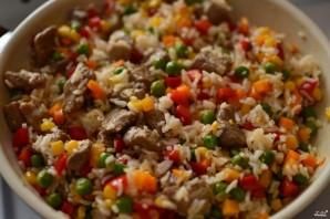 Рис со свининой - фото шаг 10