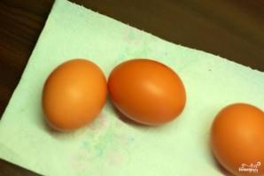 Яйца вареные без скорлупы - фото шаг 1