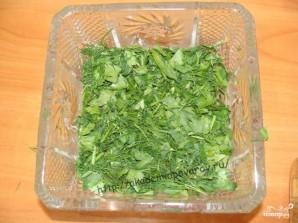 Салат из красной свёклы - фото шаг 4