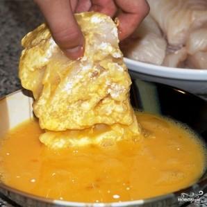Жареное филе трески - фото шаг 4