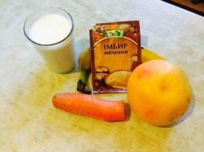 Смузи из грейпфрута - фото шаг 1