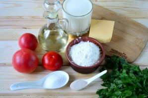 Беляши с помидорами и сыром - фото шаг 1