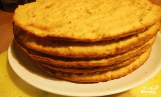 """Торт """"Коровка"""" - фото шаг 6"""