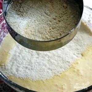 Медовый бисквит - фото шаг 3