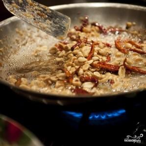 Курица в соусе по-китайски - фото шаг 8