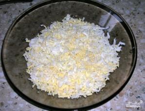 Корзиночки с салатом - фото шаг 8