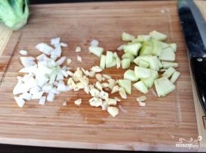 Диетический суп из брокколи - фото шаг 2