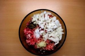Мясная запеканка с картофелем - фото шаг 5