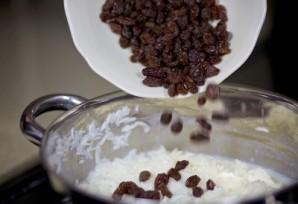 Рисовая каша с изюмом - фото шаг 5