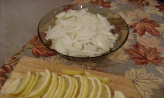 Стерлядь в фольге в духовке - фото шаг 2