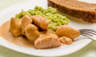 Куриное филе в медовом маринаде - фото шаг 7