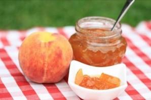 Варенье из персиков в аэрогриле - фото шаг 3