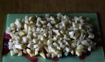 Солянка со свиными ребрышками - фото шаг 7