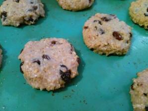 Заварное овсяное печенье - фото шаг 8