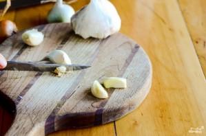 Суп-пюре овощной со сливками - фото шаг 4