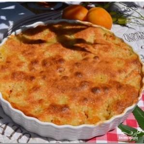 Миндальный пирог с абрикосами - фото шаг 10