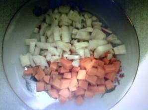 Овощное рагу по-домашнему - фото шаг 1