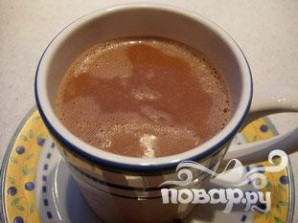 Горячий шоколад - фото шаг 4