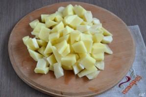 Борщ вегетарианский диетический - фото шаг 2