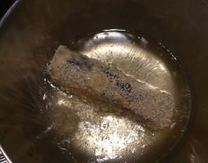 Кляр для роллов горячих   - фото шаг 3
