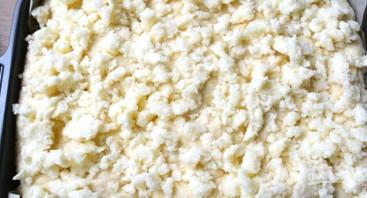Сахарный пирог безумно вкусный и простой - фото шаг 8