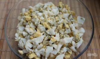 Салат из печени говядины - фото шаг 5