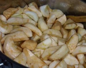 Варенье из яблок без воды - фото шаг 5