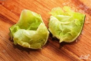 Печеный картофель с соусом из авокадо - фото шаг 4