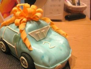 Торт на день рождения мальчику - фото шаг 25