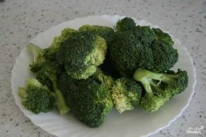 Запеканка из капусты брокколи - фото шаг 1