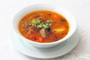 Суп из бараньих ребрышек - фото шаг 9