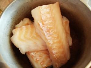 Салат из вареной рыбы - фото шаг 1