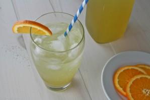 Апельсиновый сок с медом - фото шаг 5