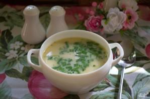 Сырный суп с курицей - фото шаг 9