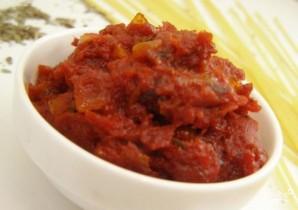 Итальянский соус для макарон - фото шаг 5