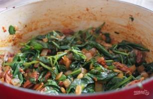 Овощное рагу с колбасой - фото шаг 4