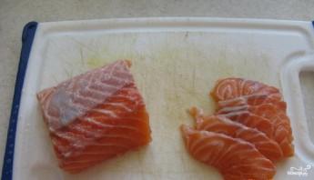 Рыба по-японски - фото шаг 1