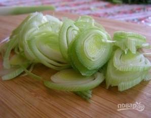 Салат из вареной колбасы - фото шаг 4